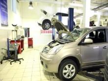 Стоимость ремонта Nissan Note в Киеве