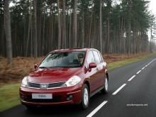 Цена ремонта Nissan Tiida
