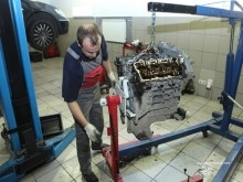 ремонт двигателя Ниссан Альмера