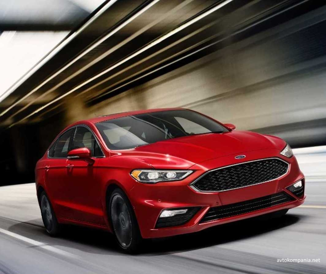 Неисправности Ford Fusion